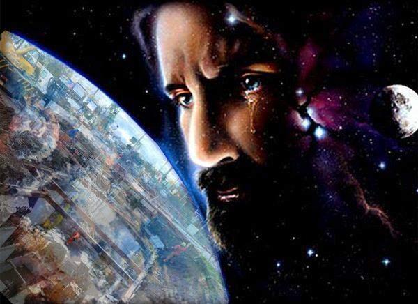 A doua venire a lui Isus? Sătul să tot aștepte, Dumnezeu îşi trimite fiul să termine el pasajul de la Piaţa Sudului