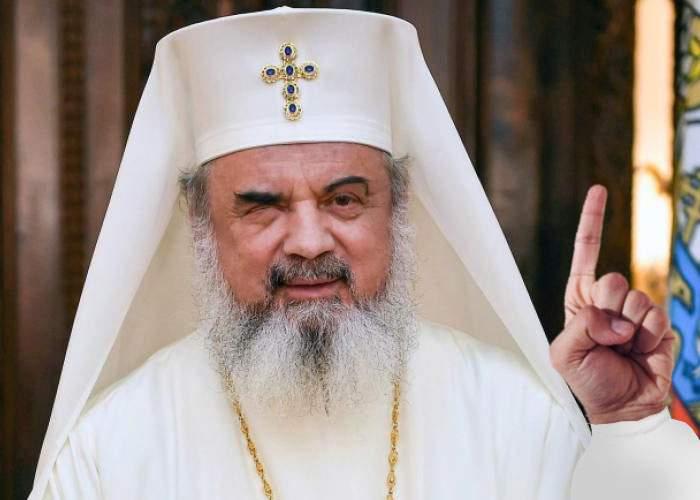 Patriarhul Daniel avertizează: Singurul care mai poate opri legile justiţiei e Dumnezeu, iar Catedrala nu e gata