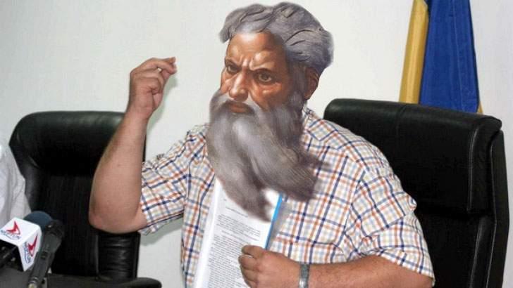 Tolontan publică documente scandaloase despre cum a obţinut Dumnezeu contractul pentru facerea lumii