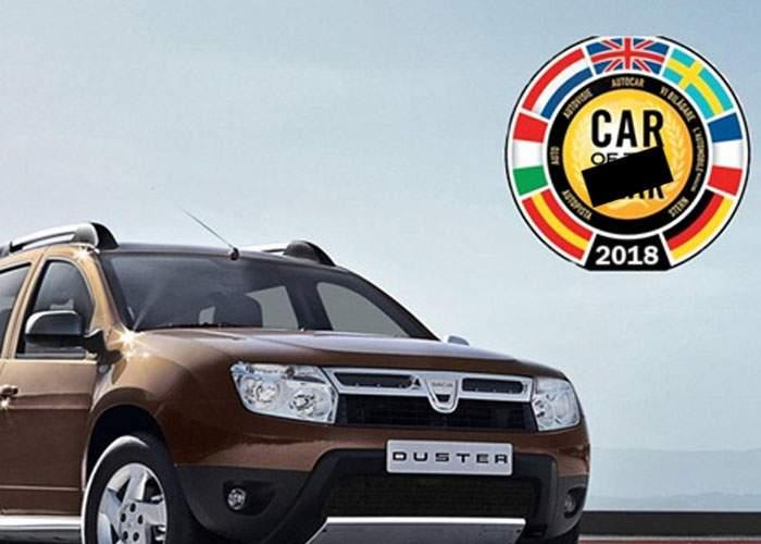 Victorie! Dacia Duster a fost declarată oficial maşină în Marea Britanie