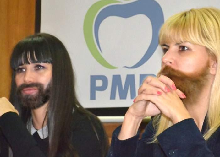 PMP, favorit clar la toate alegerile din 2014 după ce Udrea şi EBA şi-au lăsat barbă