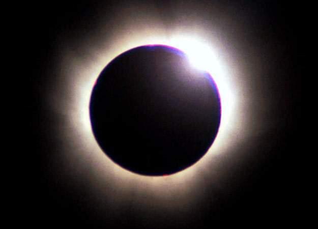Ardealul, singura zonă de la noi cu eclipsă solară totală! Abia acum a ajuns cea din '99