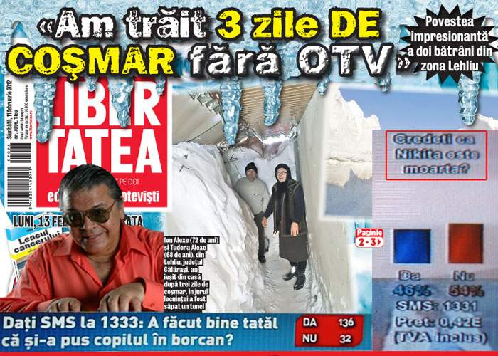 Sute de mii de români, în sevraj după închiderea OTV!