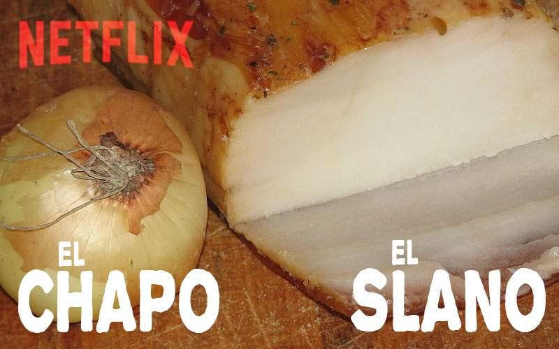 După El Chapo, Netflix face un serial despre partenerul lui, El Slano