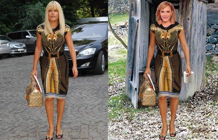 Deși rivale politice, Gabi Firea se oferă să aibă grijă de hainele, poșetele și pantofii Elenei Udrea