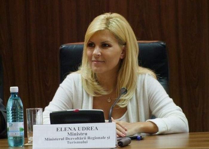 """Elena Udrea îşi lansează propriul brand de persoană: """"Blonda lui Băse"""""""