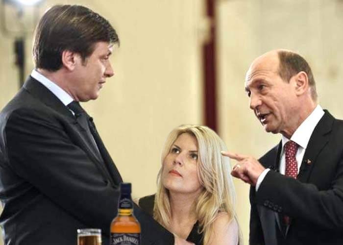 Elena Udrea a fost la Cotroceni și a luat contact cu noul președinte
