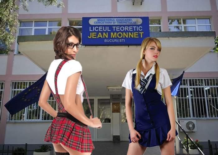Pregătiri de școală la Jean Monnet: locurile de fumat, distanțate de cele pentru sex