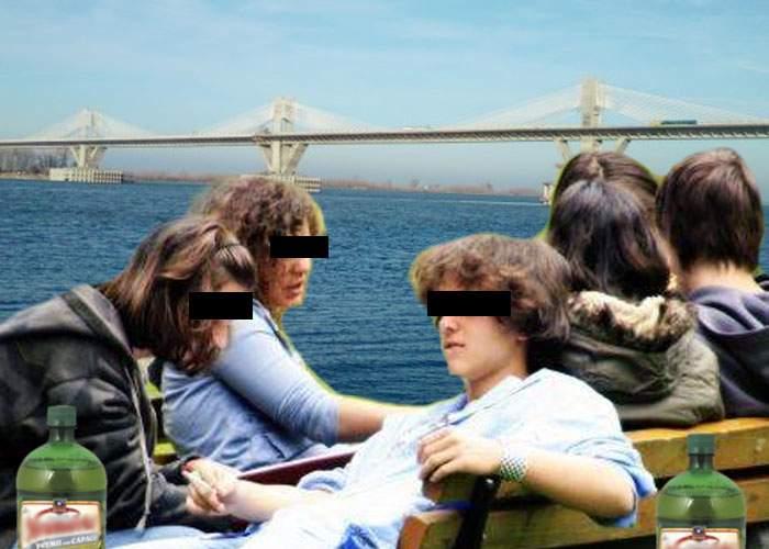 Elevii din Calafat, încântaţi de noul pod peste Dunăre: Am auzit că nu mai trebuie să luăm Bacul!