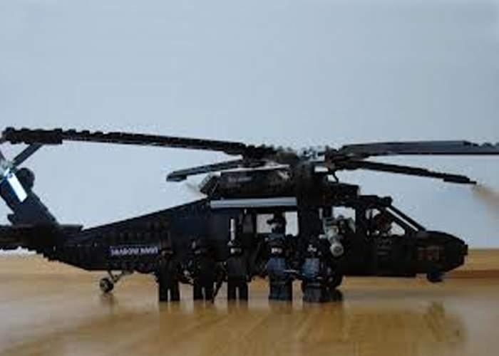 Liechtensteinul îi amenință pe ruși: Retrageți-vă, altfel asamblăm elicopterul Lego și vă atacăm!