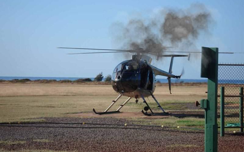 Elicopterul cu IPS Pimen nu se poate ridica de la sol! Episcopul are 250 kg de aur pe el