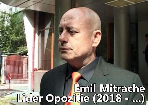 """Ludovic Orban se retrage! Noul lider al opoziţiei: Emil Mitrache, zis şi Americanu din """"La bloc"""""""