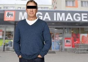 """Un angajat Mega Image a muncit o lună într-un magazin greşit: """"Sunt atâtea, le mai încurc!"""""""