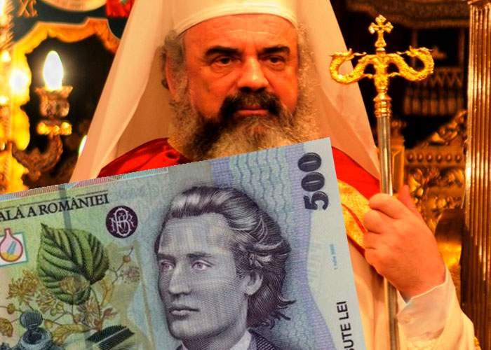 Patriarhul, sătul de chipul lui Arsenie Boca: Minune e să apară chipul lui Eminescu în cutia milei!