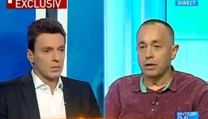 Emisiunea lui Gâdea se va repeta până când Tolontan va recunoaşte că Băsescu e de vină