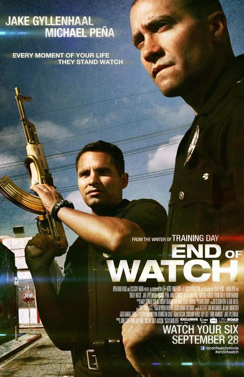 End of Watch – Vine poliţia, îmi ia toată povestea!