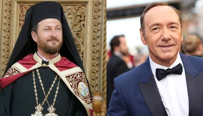 """Kevin Spacey condamnă dublul standard: """"Dacă eram preot ortodox, acum aş fi fost episcop!"""""""