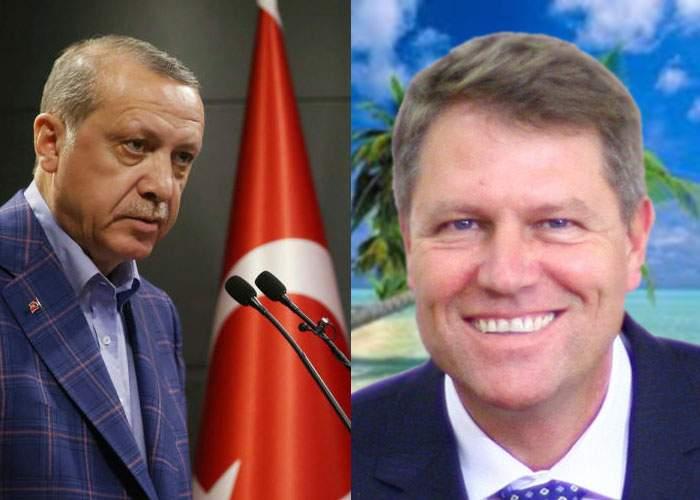 Opusul lui Erdogan! Iohannis face referendum pentru scăderea puterilor preşedintelui, ca să aibă mai mult concediu