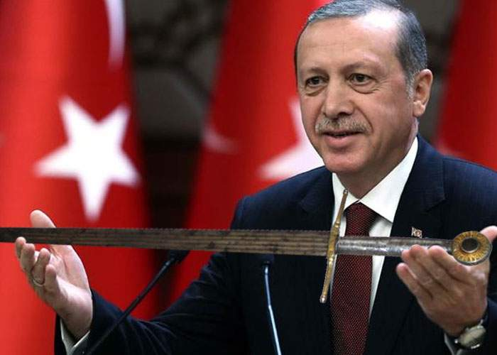 Turcia: Vă dăm sabia lui Ştefan cel Mare dacă returnaţi cele 174 milioane de prosoape din hoteluri