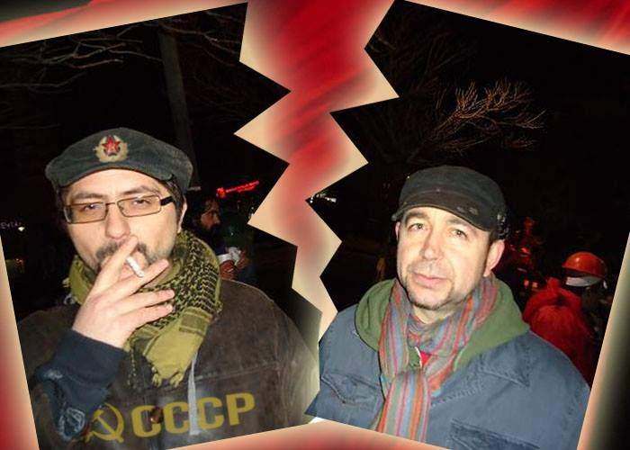 Vasile Ernu, ofticat că rușii i-au dat geacă nouă lui Costi Rogozanu și lui nu