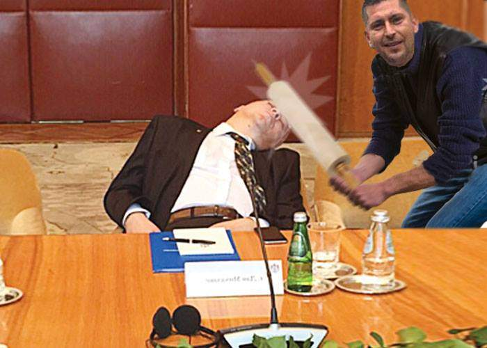 Erou până la capăt! Bucătarul român din Londra i-a tras și lui Mihalache un făcăleț în cap