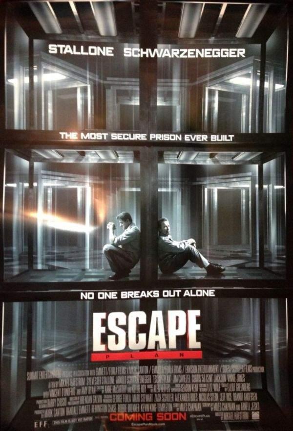 Escape Plan – Zob și zdup