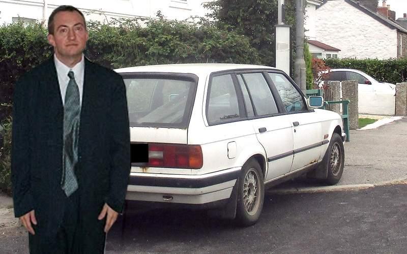 Bucureştean, convins că maşina lui e Euro 5 pentru că cineva i-a oferit 5 euro pe ea