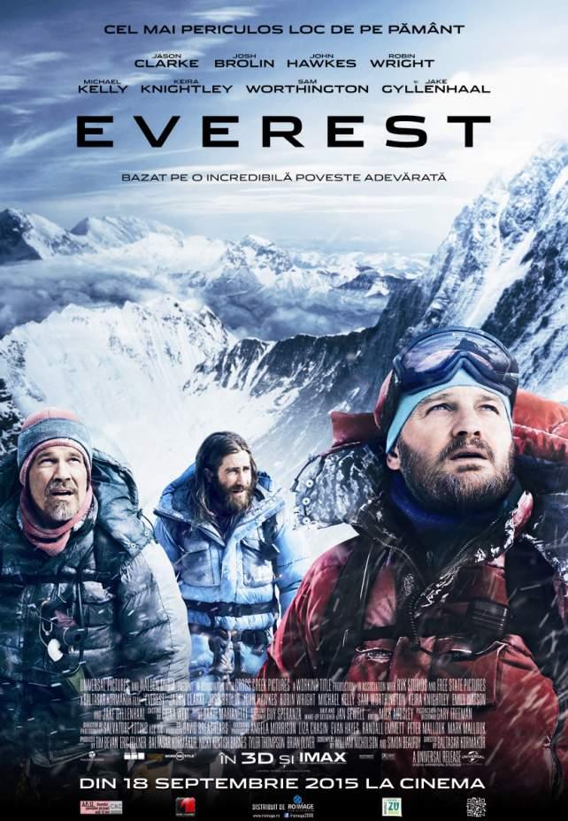 Everest (2015) – Asta-nseamnă să fii alpinist