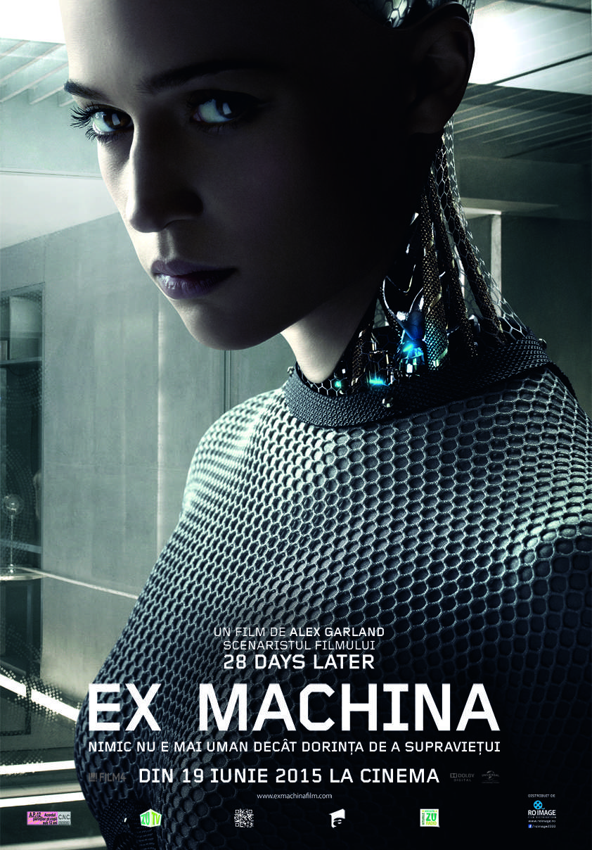Ex Machina (2015) – Much more human than human