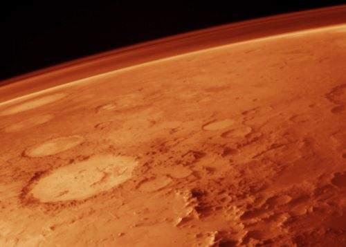 Specialiştii NASA au descoperit moarte pe planeta Marte