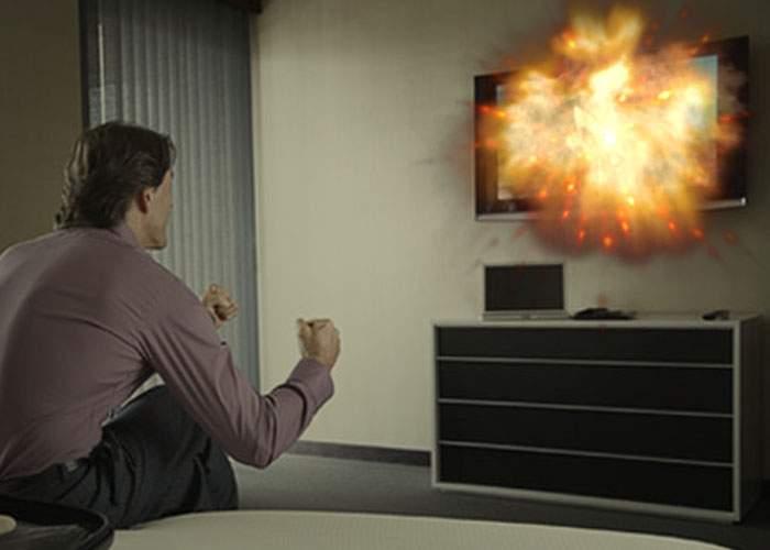 """Fanii filmelor de acţiune spun că preferă televizoarele Samsung: """"Exploziile sunt foarte realiste!"""""""