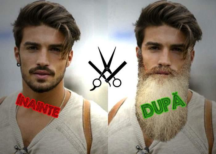 Ofertă pentru hipsterii dedicați! O frizerie din Centrul Vechi oferă extensii de barbă