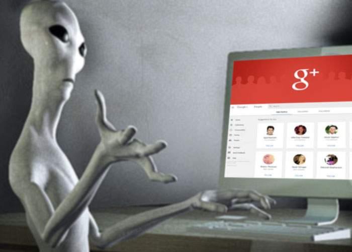 Inteligentă și nu prea! O civilizație extraterestră încearcă de 3 ani să ia legătura cu noi folosind Google Plus