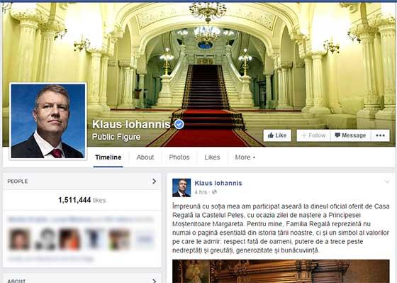 Păzea! Iohannis pregătește un status de facebook devastator, care va avea mii de share-uri
