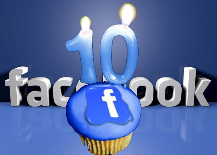 Facebook a împlinit 10 ani! 11 lucruri pe care nu le ştiai despre eveniment