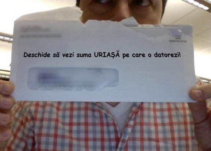"""Furnizorii de utilități adoptă moda tabloidelor: """"Deschide să vezi suma URIAȘĂ pe care o datorezi!"""""""