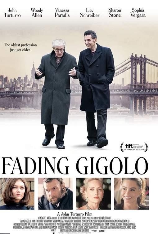 Fading Gigolo – Cea mai veche meserie, lovită-n plin de astenie