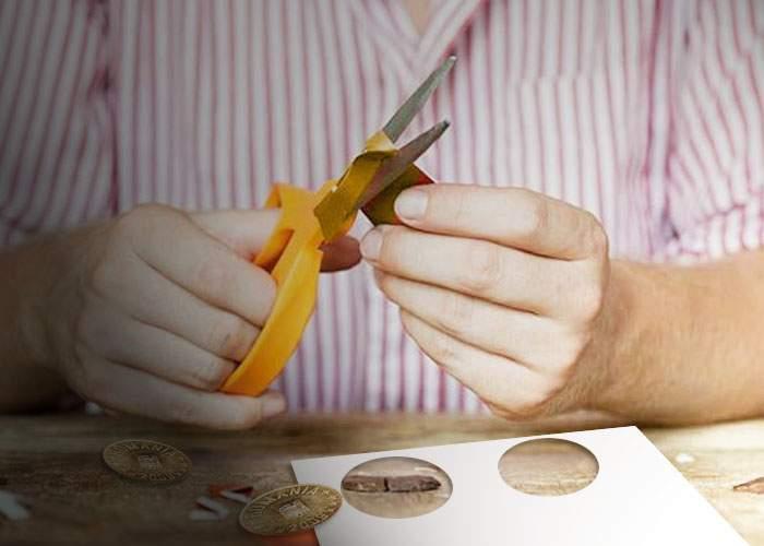 Un falsificator din Caracal a reuşit să introducă pe piaţă monede xeroxate de 10 şi 50 de bani