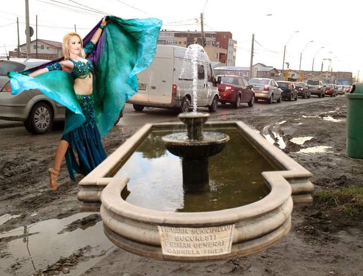 Poza zilei! Primăria București, proiect pentru năpăstuiții din Prelungirea Ghencea: le face arteziană
