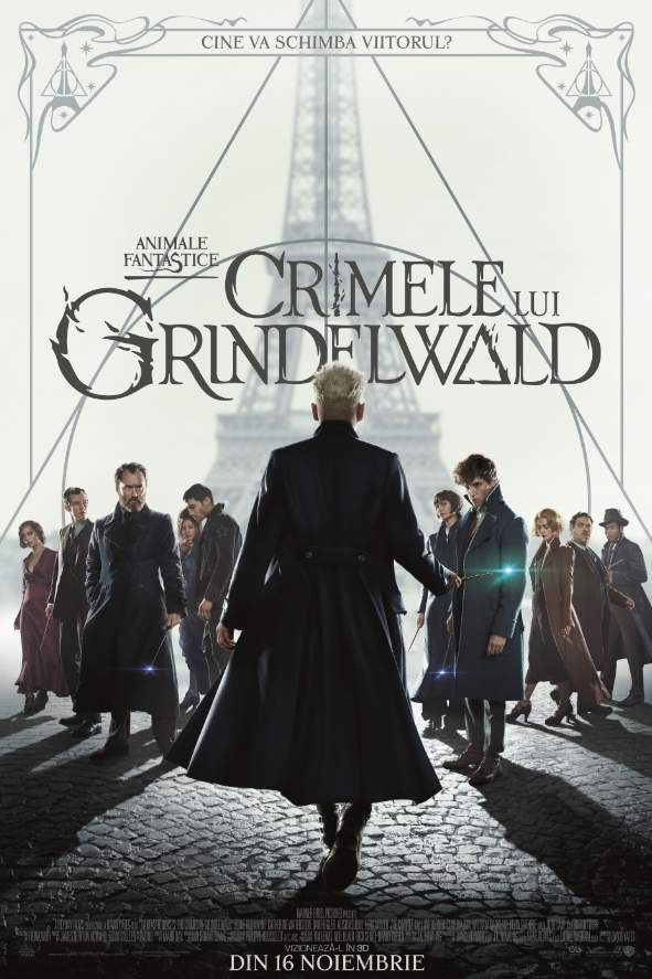 Fantastic Beasts: The Crimes of Grindelwald 3 D (2018) – Depp e Hitler!!!