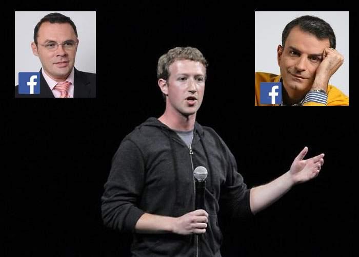 Reţeaua socială se rupe în 2! Vom avea de ales: Facebook cu Mîndruţă sau Facebook cu Moise Guran