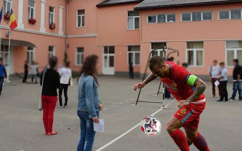 FCSB va închiria terenul şcolii din Voluntari, că n-are sens să joace pe stadioane mari