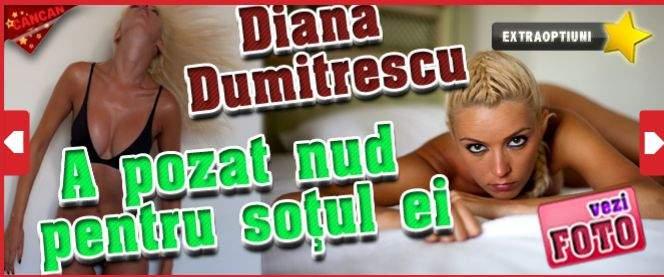Diana Dumitrescu, femeie care s-a căsătorit cu poporul român