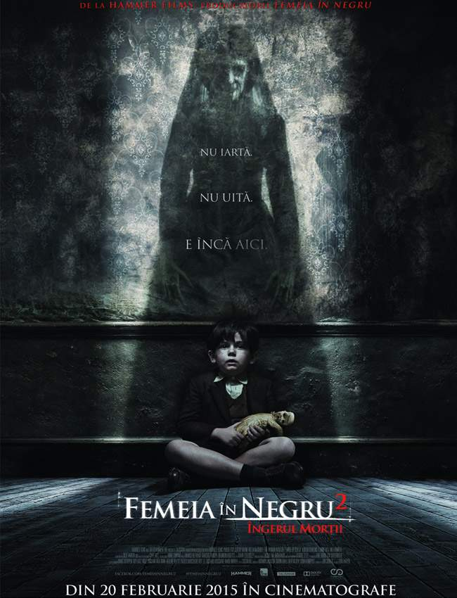 The Woman in Black 2: Angel of Death – Haunt it or leave it