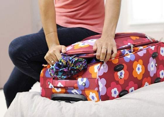 Au fost 9 luni de coşmar, dar a meritat! O femeie a terminat de făcut bagajul pentru concediu