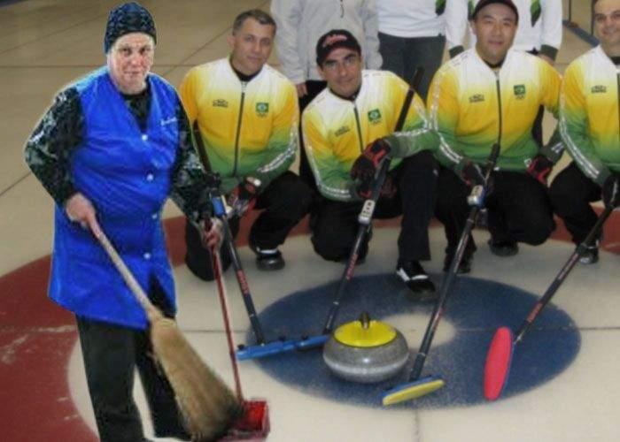 O femeie de serviciu din Tecuci a ajuns campioană la curling