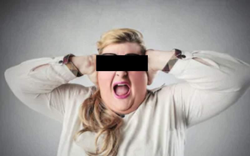 Un bărbat a rănit grav o femeie în Capitală. I-a spus că e grasă!