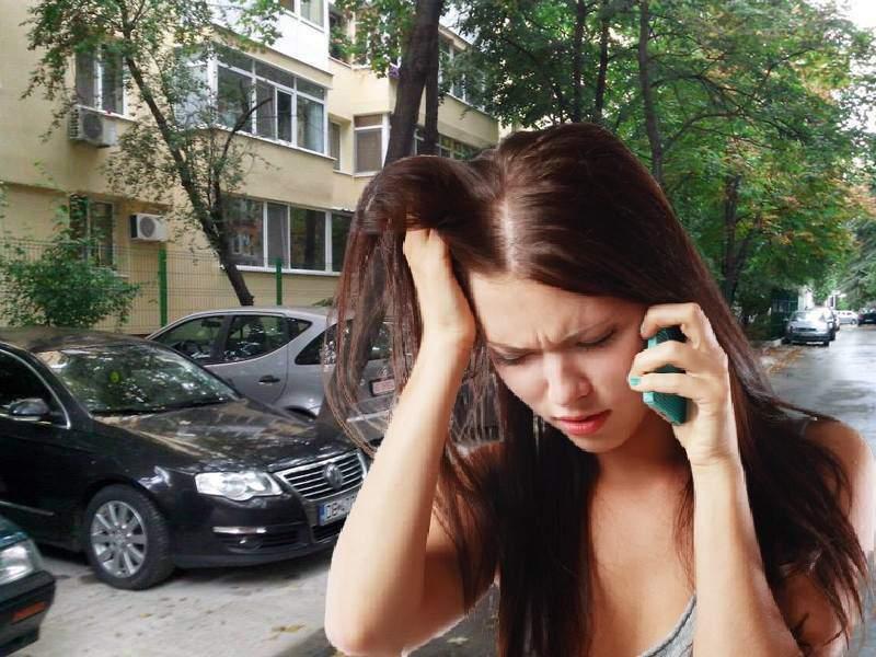 Mii de femei sună la 112, c-au uitat unde și-au parcat mașina