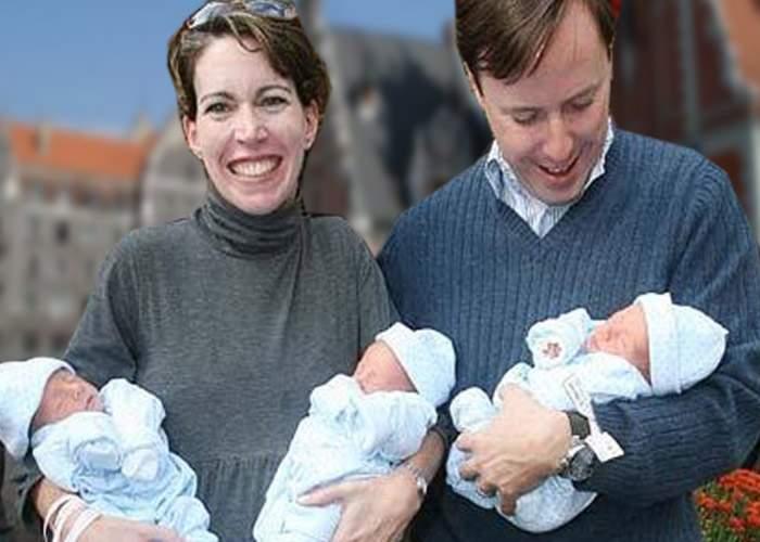 Explozie demografică în Liechtenstein, după ce o femeie a născut tripleţi