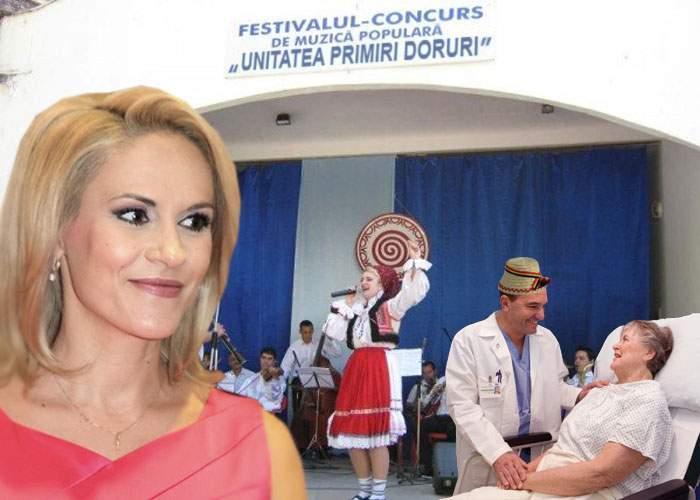 În sfârşit, Firea alocă bani pentru spitale! La Fundeni şi Floreasca vor avea loc concerte de muzică populară